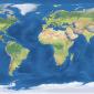 BOLDS: Map of specimen collection locations for <em>Nereididae</em>
